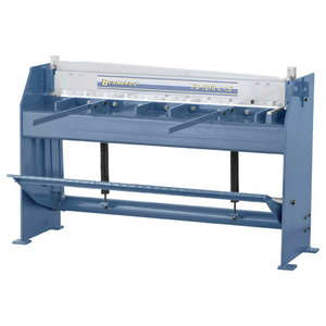 Foot sheet shears FS 1270x1.6, Bernardo