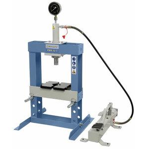 Pneumatic workshop press 10 T PWK 10 T, Bernardo