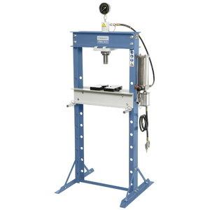 Pneumohüdrauliline press 20 T PWK 20 F, Bernardo