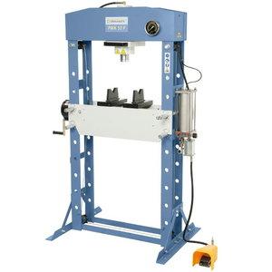 Pneumohüdrauliline press 50T PWK 50 F, Bernardo