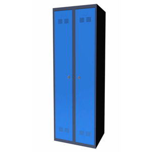 Cabinet for clothing SUP E300-02 7024/5015, PROMAG