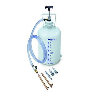 Gear oil filling pump, Leitenberger