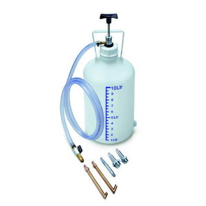 Gear oil filling pump, Leitenberg