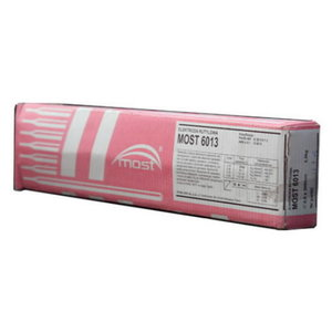 Elektrodas suvirinimo 6013 4,0x400mm 5,0kg , MOST