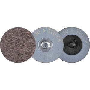 Abrazīvie diski 50mm A120 CK CDR (ROLOC), Pferd