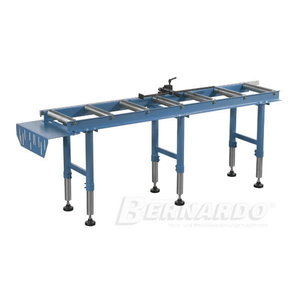 Roller table w. fence RB 2000 A, Bernardo