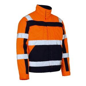 Cameta Striukė signalinė oranžinė/tamsiai mėlyna M, Mascot