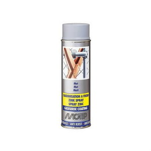 Tsink ZINC-SPRAY 500ml aerosool, Motip