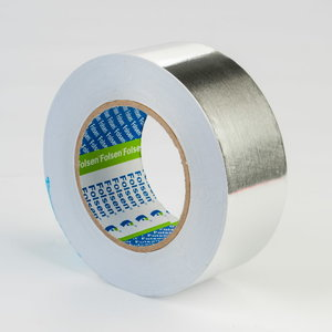 Lipni aliuminio juosta 36my 50mmx50m, Folsen