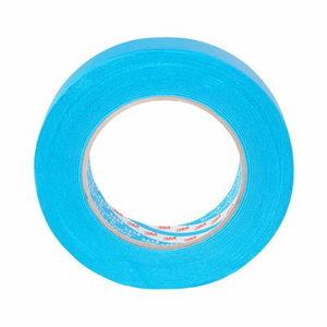 3434B līmlente 50 mm x 50 mm, zilā krāsā, 3M