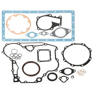 KIT,LOWER GASKET V1505 (KX71), Kubota