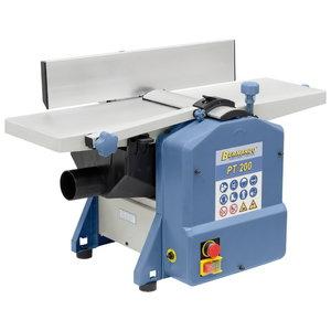 Surface planer and thicknesser PT 200 230V, Bernardo