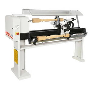 T 124 - Wood turning lathe with copying device  (CE), SCM