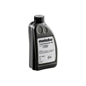 Virzuļkompresoru eļļa MOTANOL HP 100, 1 litrs, Metabo