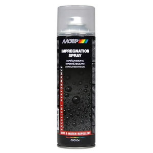 Impregnavimo aerozolis IMPREGNATION SPRAY 500ml, Motip
