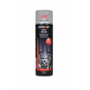 Cinka aerosols ZINC REPAIR 500ml, Motip