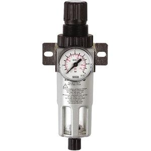"""Filter regulaator FR 180 1/4"""" manomeetriga"""