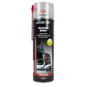 SILICONE SPRAY 500ml, Motip