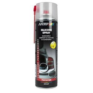 Silikona aerosols SILICONE SPRAY 500ml, Motip
