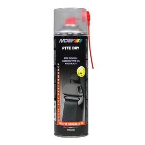 Teflonmääre kuiv PTFE SPRAY DRY 500ml aerosool, Motip