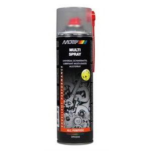 Universālais aerosols MULTISPRAY 500ml, Motip