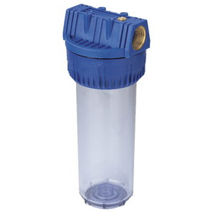 """Waterfilter 1"""", without insert, Metabo"""