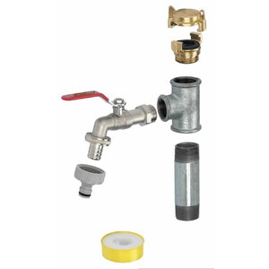 Pump assembly set, Metabo