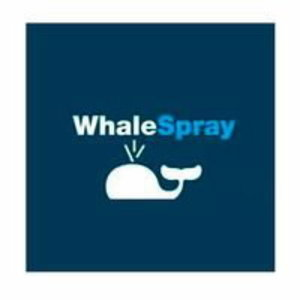 Söövitusgeeli pintsel, Whale Spray