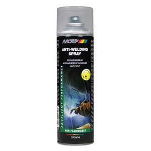 Pretšļakatu aerosols ANTI-WELDING SPRAY 500ml, Motip