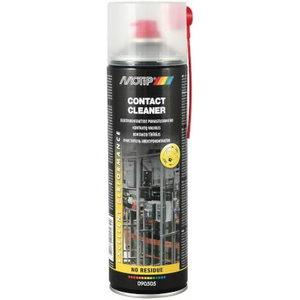 Kontaktu tīrīšanas līdzeklis CONTACT CLEANER 500ml, Motip