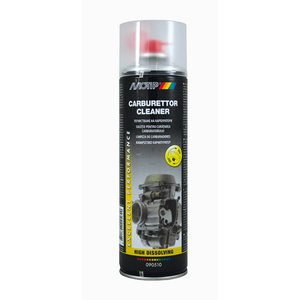 Karburaatori puhasti CARBURETTOR CLEANER 500ml, Motip