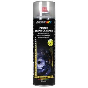 Piduripuhasti/puhastusaine POWER BRAKE CLEANER 500ml, Motip