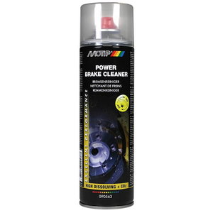 Piduripuhasti/puhastusaine POWER BRAKE CLEANER 500ml, Motip