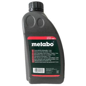 Hidrauliskā eļļa 1.0 L. HLP 22, Metabo
