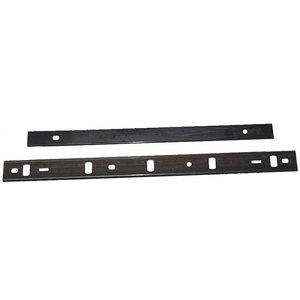 Disposable reversible planer blades. HSS, 260 mm, Metabo