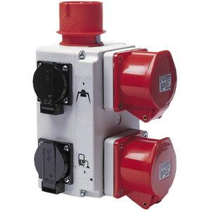 Automatic power relay ALV 10, 3~400 V/1~, Metabo