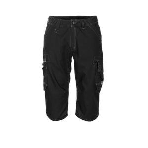 Штаны Limnos, чёрные, размер С56, длина 3/4, , MASCOT