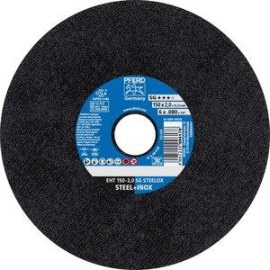 Pjovimo diskas 150x2,0mm SG STEELOX EHT, Pferd