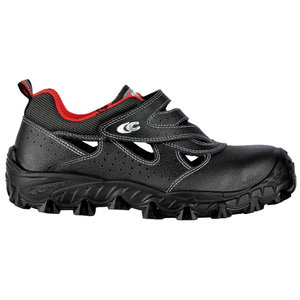 Darba sandales  Persian S1P, melnas, Cofra