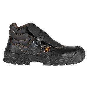 Batai suvirintojui  Tago S3, juoda, 44, Cofra