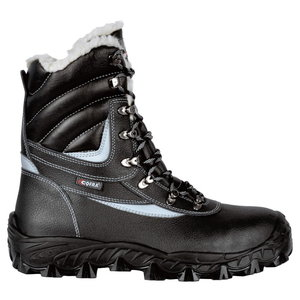 Winter safety boots  Barents S3 CI SRC, black, Cofra