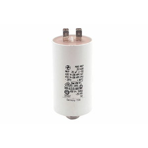 Kondensaator 20uF Topelt klemmidega, Ratioparts