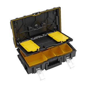Tööriistakohver TOUGHSYSTEM DS150, 8 eemaldatava karbikuga, DeWalt