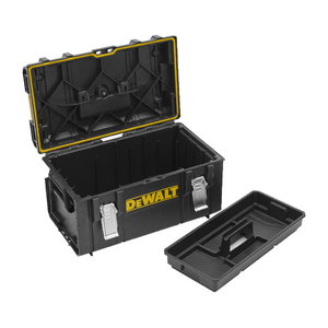Tool box TOUGHSYSTEM DS 300, 1 removable tray, DeWalt