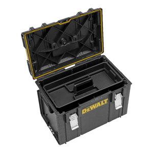 Tööriistakohver TOUGHSYSTEM DS400, 1 eemaldatava korviga, DeWalt