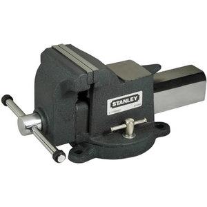 Bench vice 125mm MAXSTEEL, Stanley