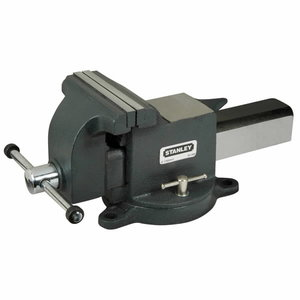 "150MM/6"" HD BENCH VICE, Stanley"
