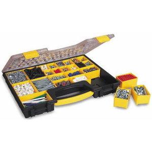 Įrankių dėžė S su 25 skyreliais, Stanley