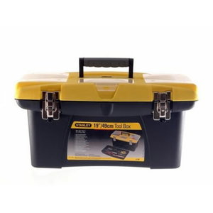 Įrankių dėžė Jumbo 16in + dėklas, Stanley