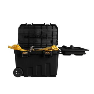 24 GALLON CHEST WITH METAL LATCHES, Stanley